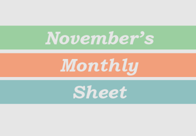 Monthly Sheet