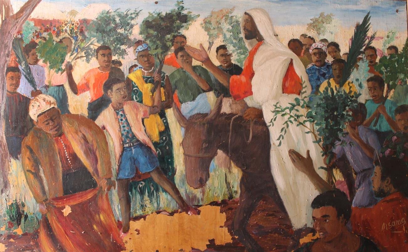 Jesus Goes Up To Jerusalem – But Who Exactly is Jesus? Identity and the Triumphal Entry