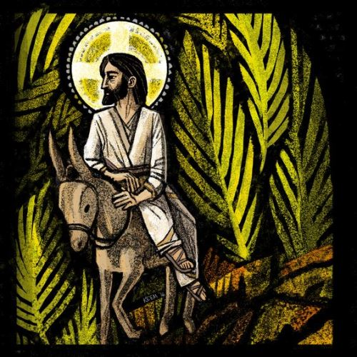 Palm Sunday – That's My King