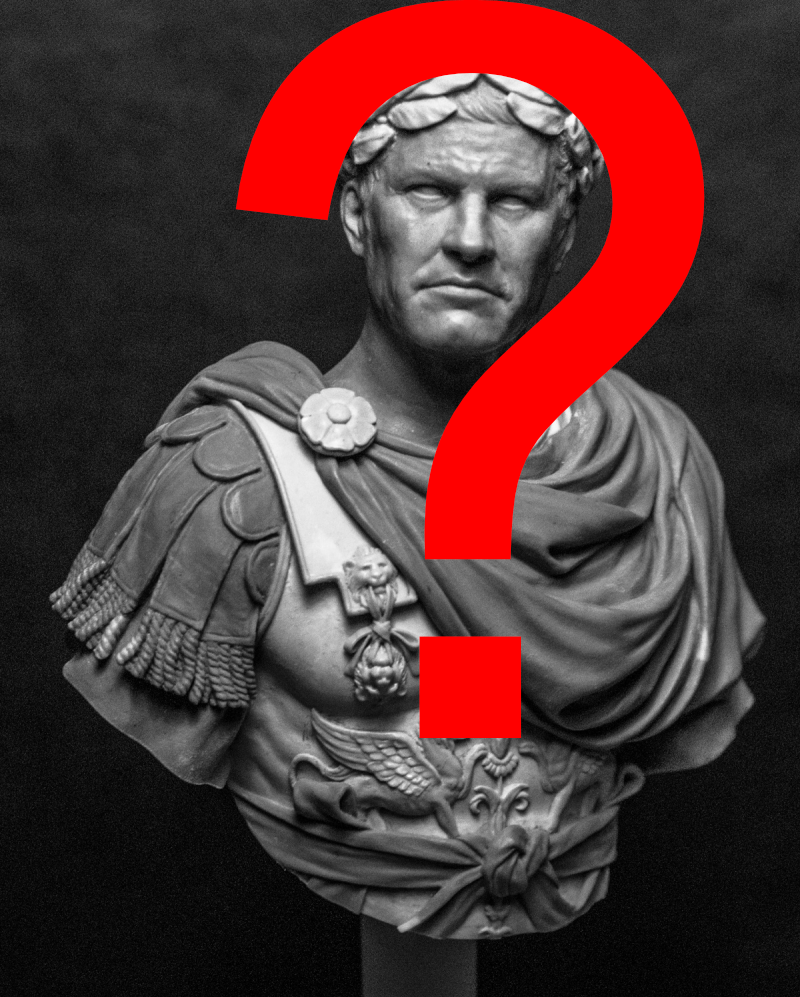 What we owe Caesar is one thing, what we owe to God, quite another…